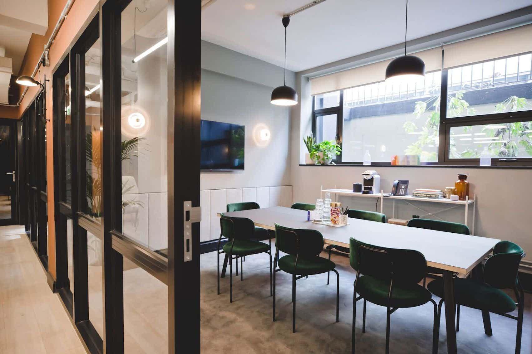 Meeting Room 3 , TOG, Kirby Street