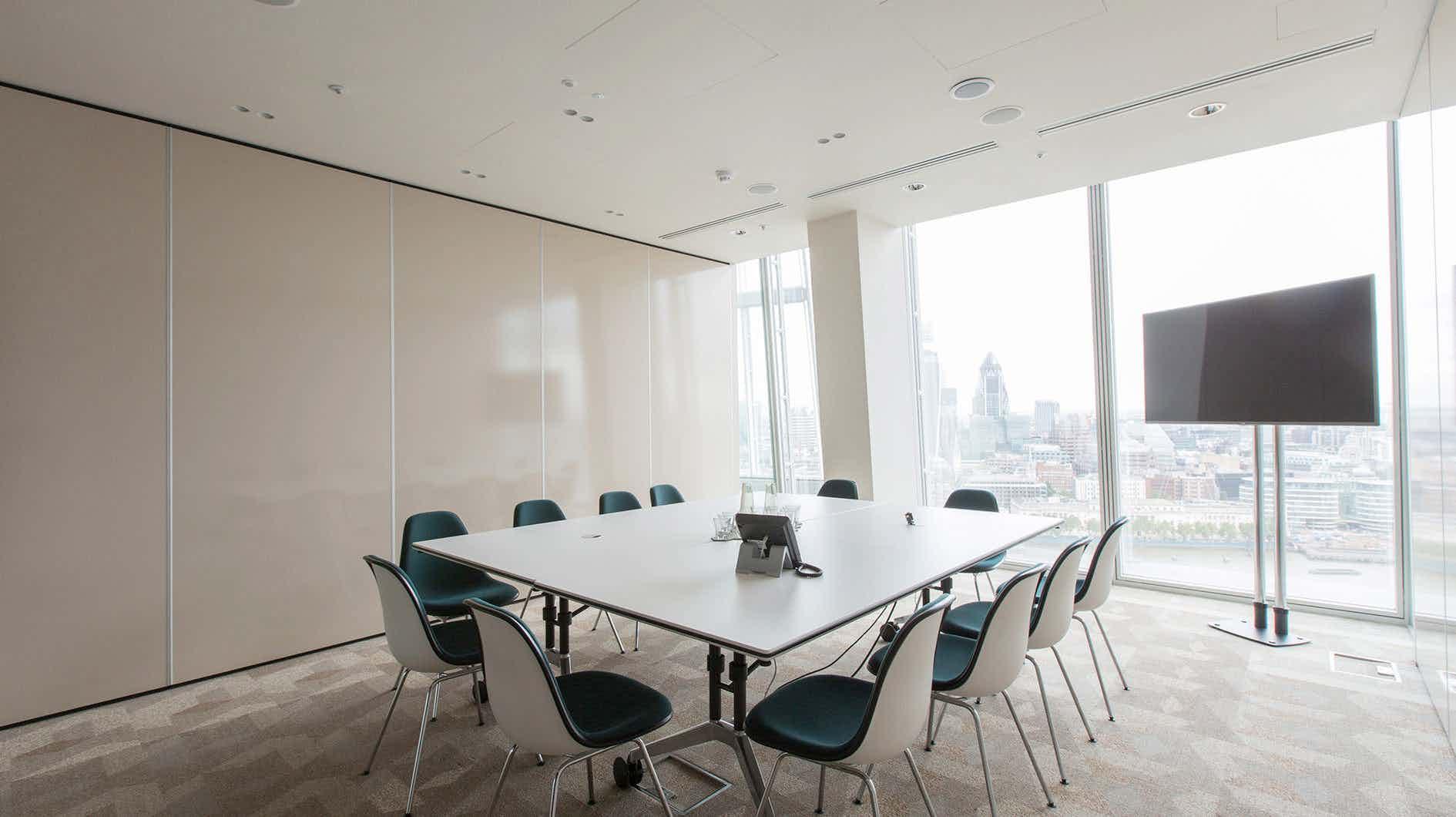 Meeting Room 2, TOG, 24/25 The Shard