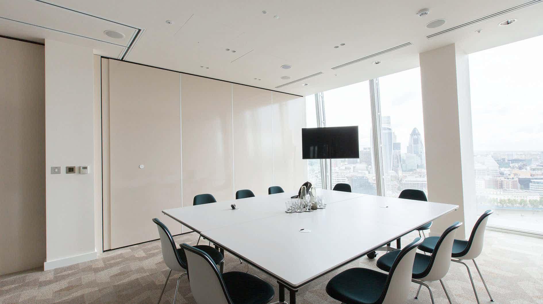 Meeting Room 3, TOG, 24/25 The Shard
