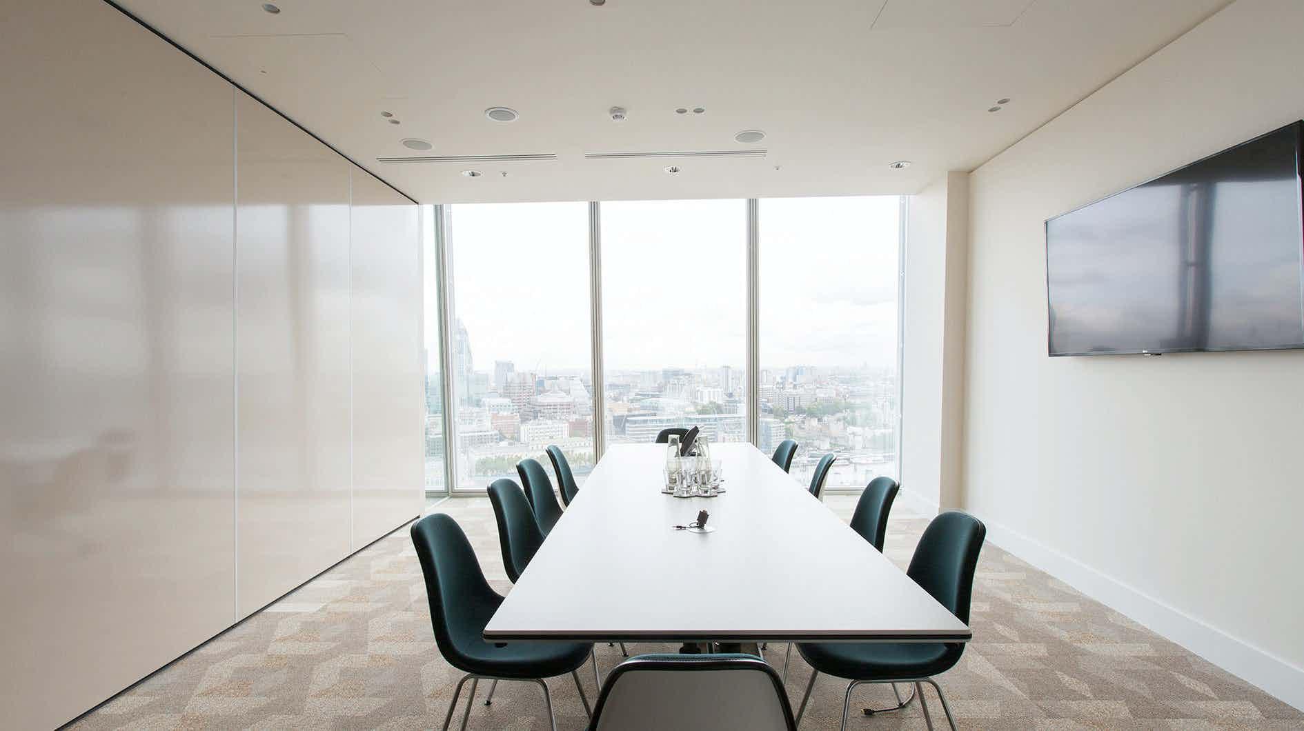 Meeting Room 4, TOG, 24/25 The Shard