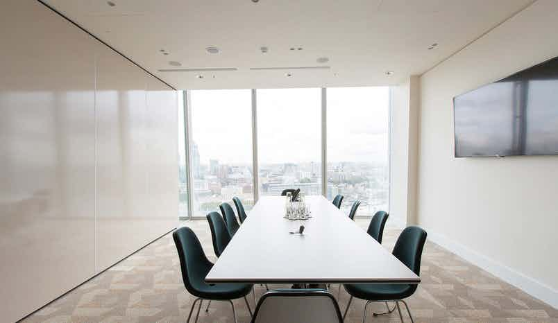Meeting Room 4, TOG, 24/25 The Shard