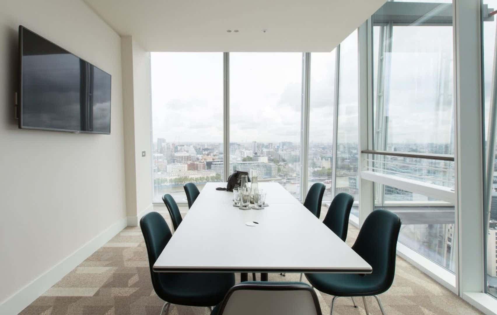 Meeting Room 5, TOG, 24/25 The Shard