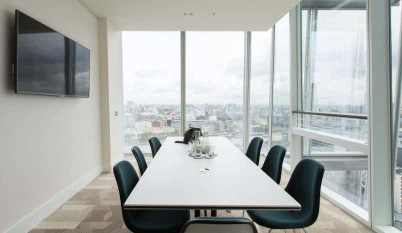 Meeting Room 5, TOG, 24/25 The Shard