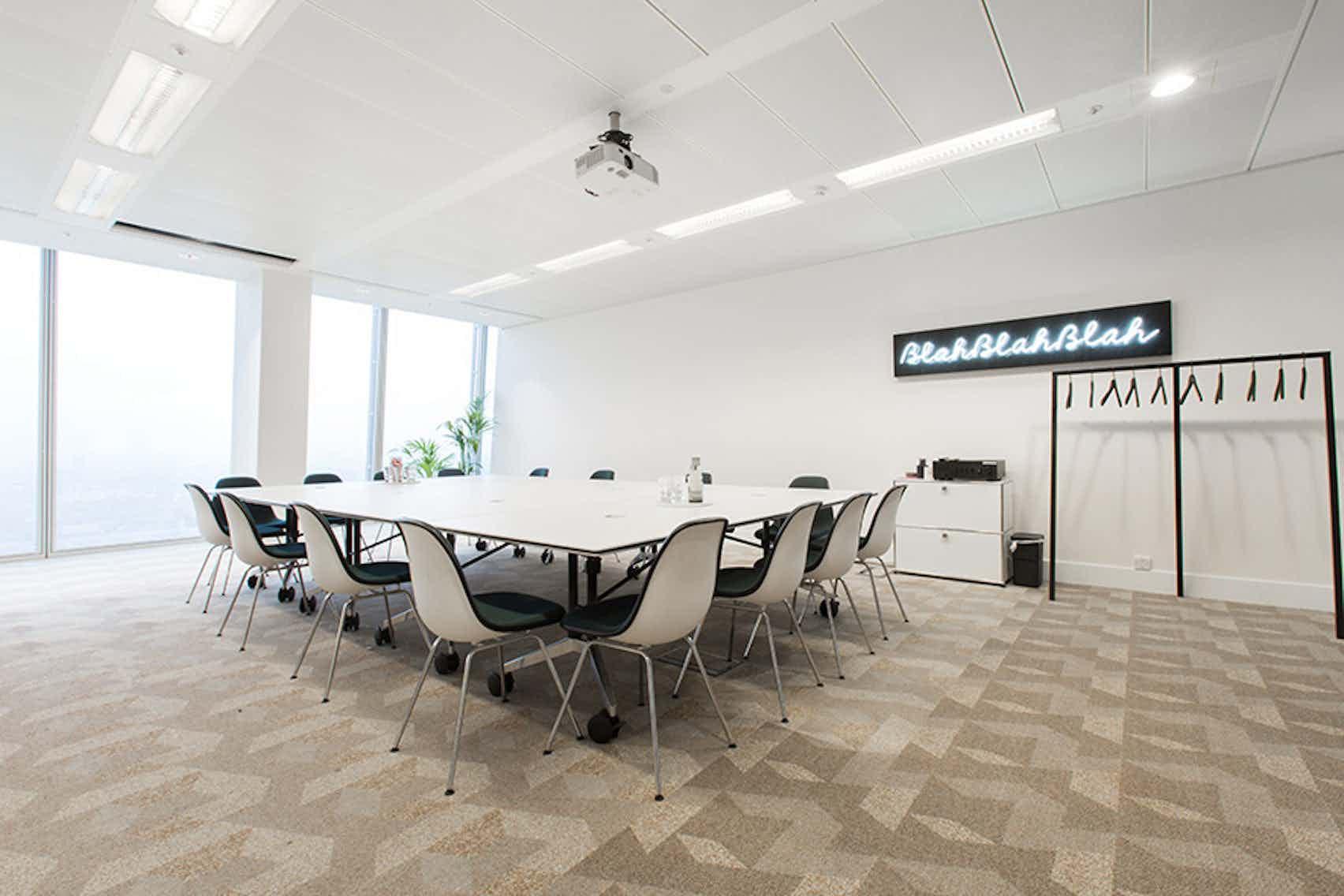 Meeting Room 8 , TOG, 24/25 The Shard