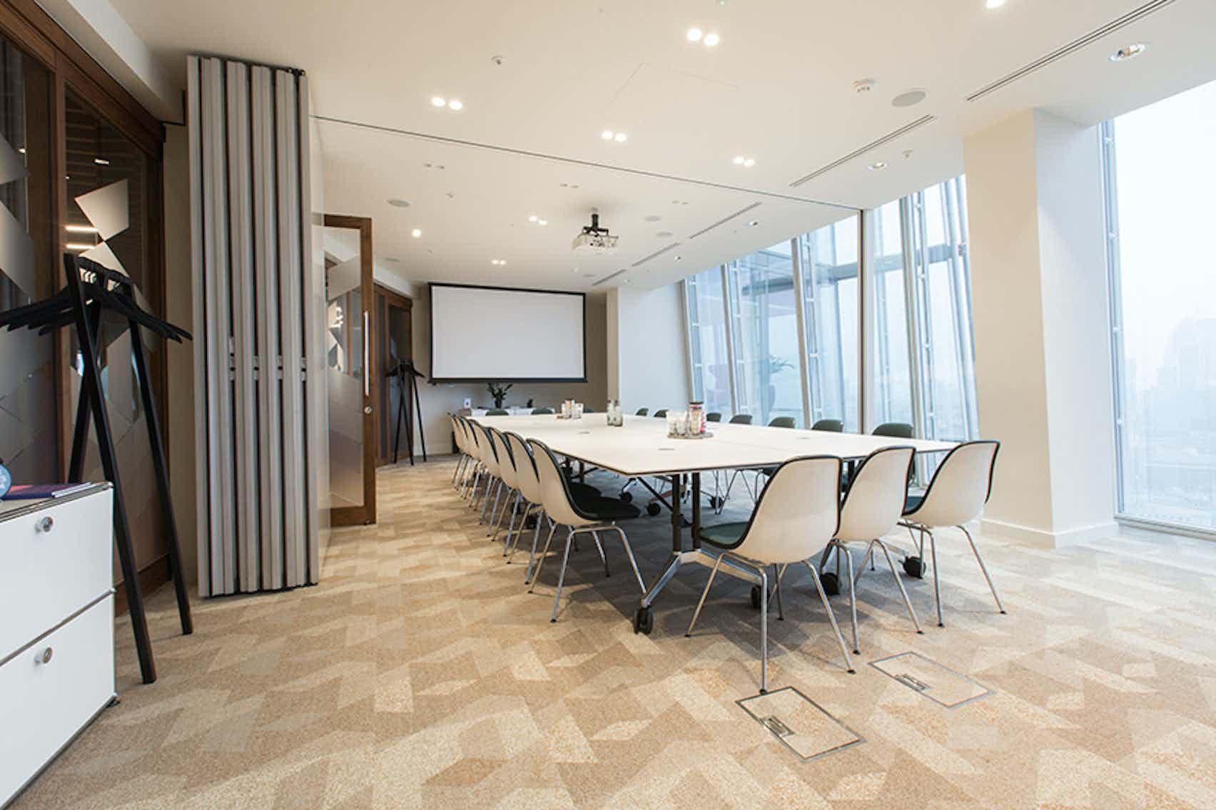 Meeting Room 1 & 2 , TOG, 24/25 The Shard