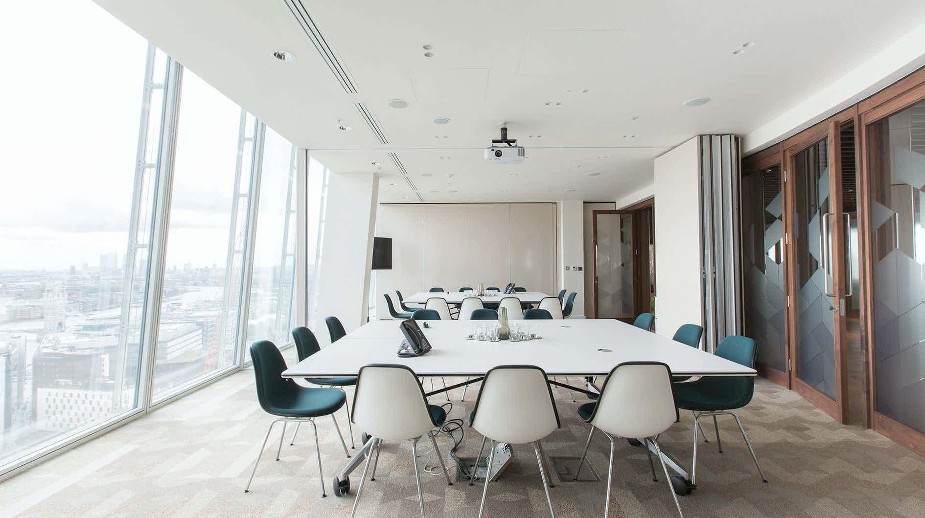 Meeting Room 2 & 3 , TOG, 24/25 The Shard