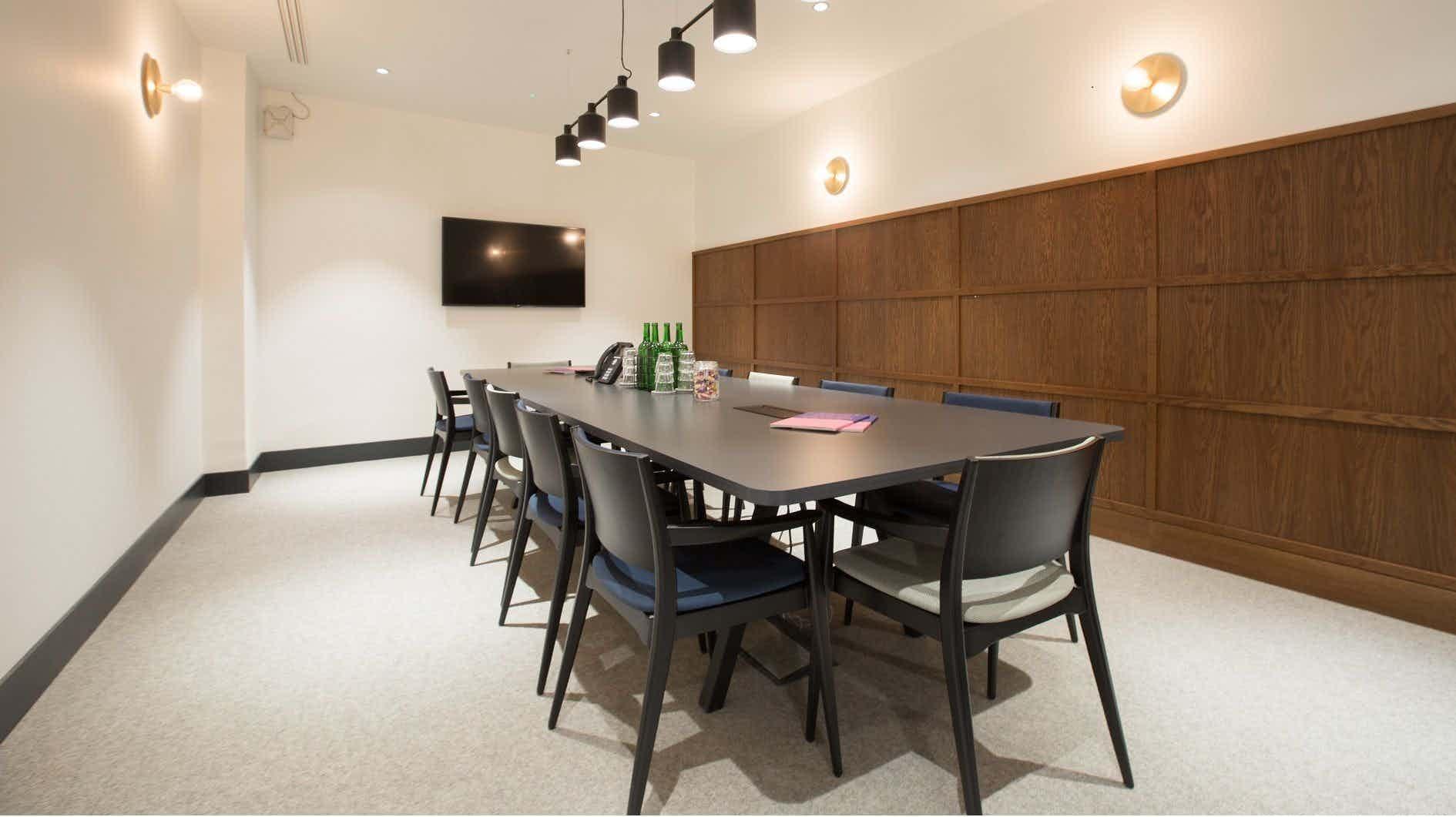 Meeting Room 2 , TOG, Warnford Court
