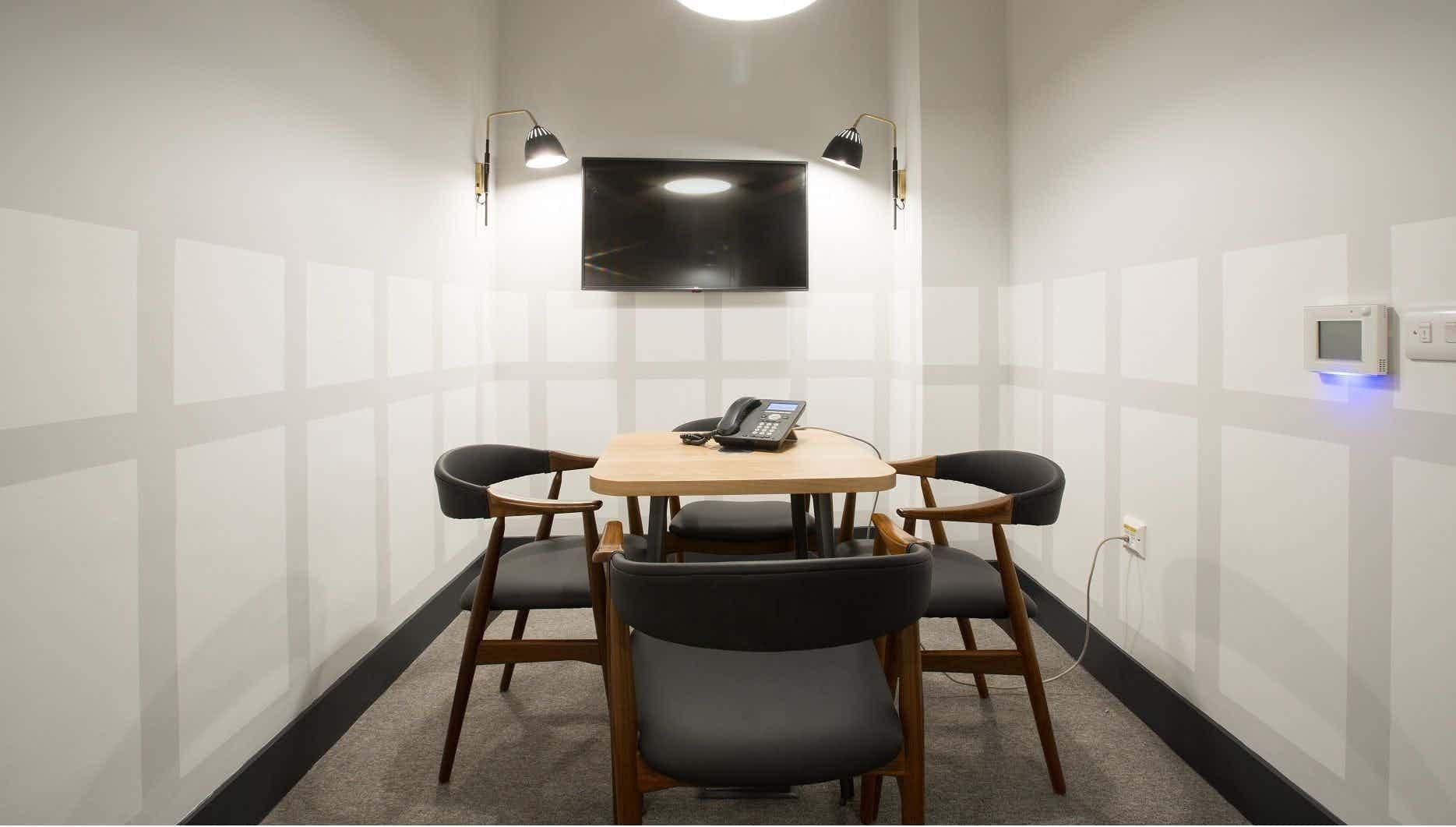Meeting Room 4 , TOG, Warnford Court