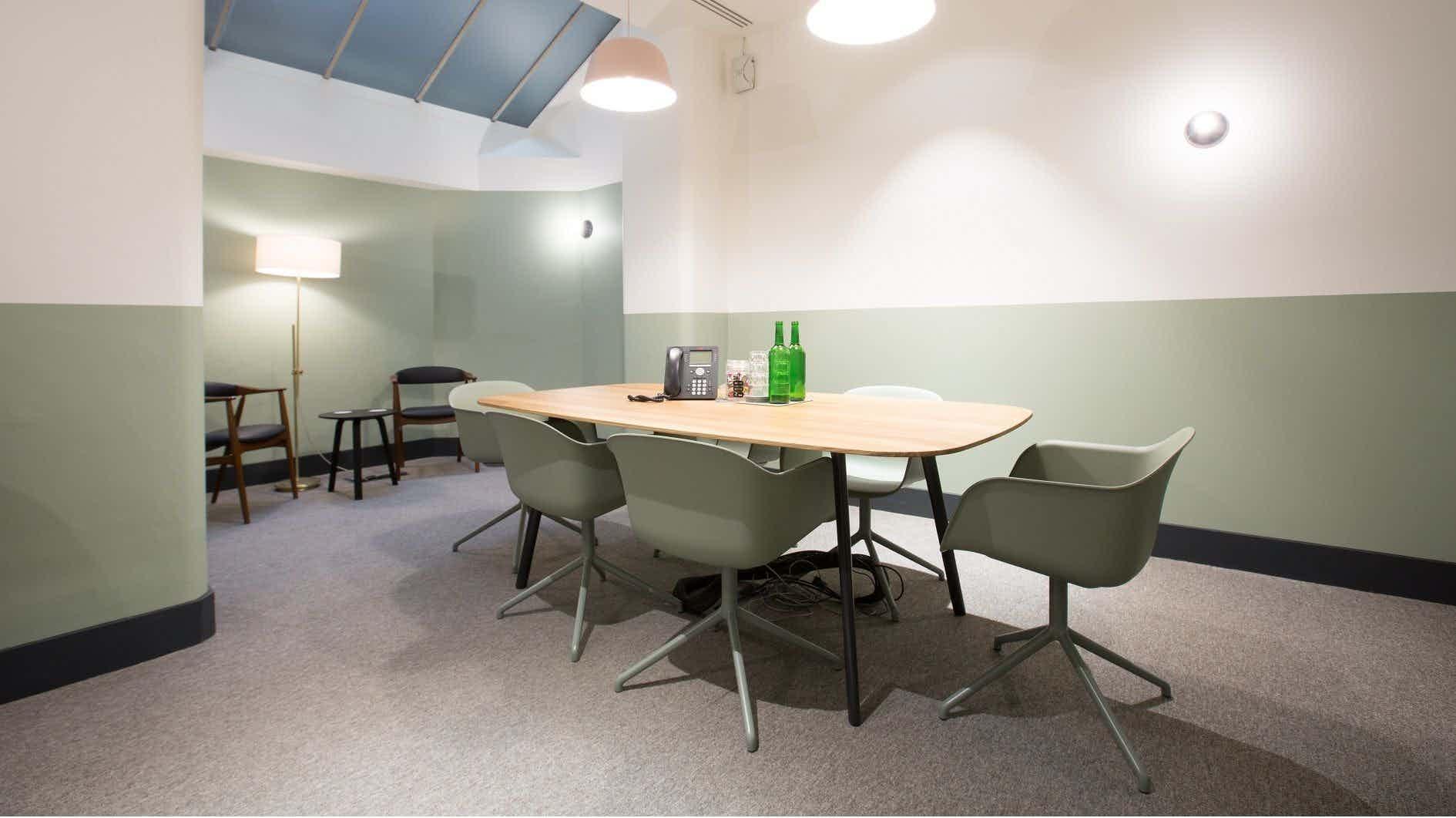 Meeting Room 9 , TOG, Warnford Court