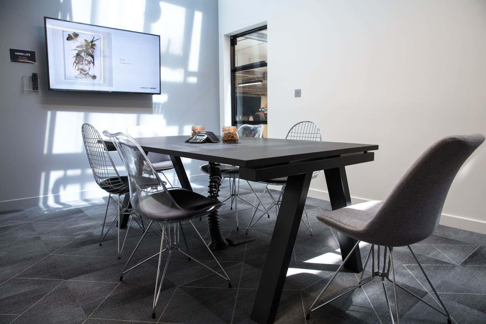 Eames Room, Work.Life Clerkenwell