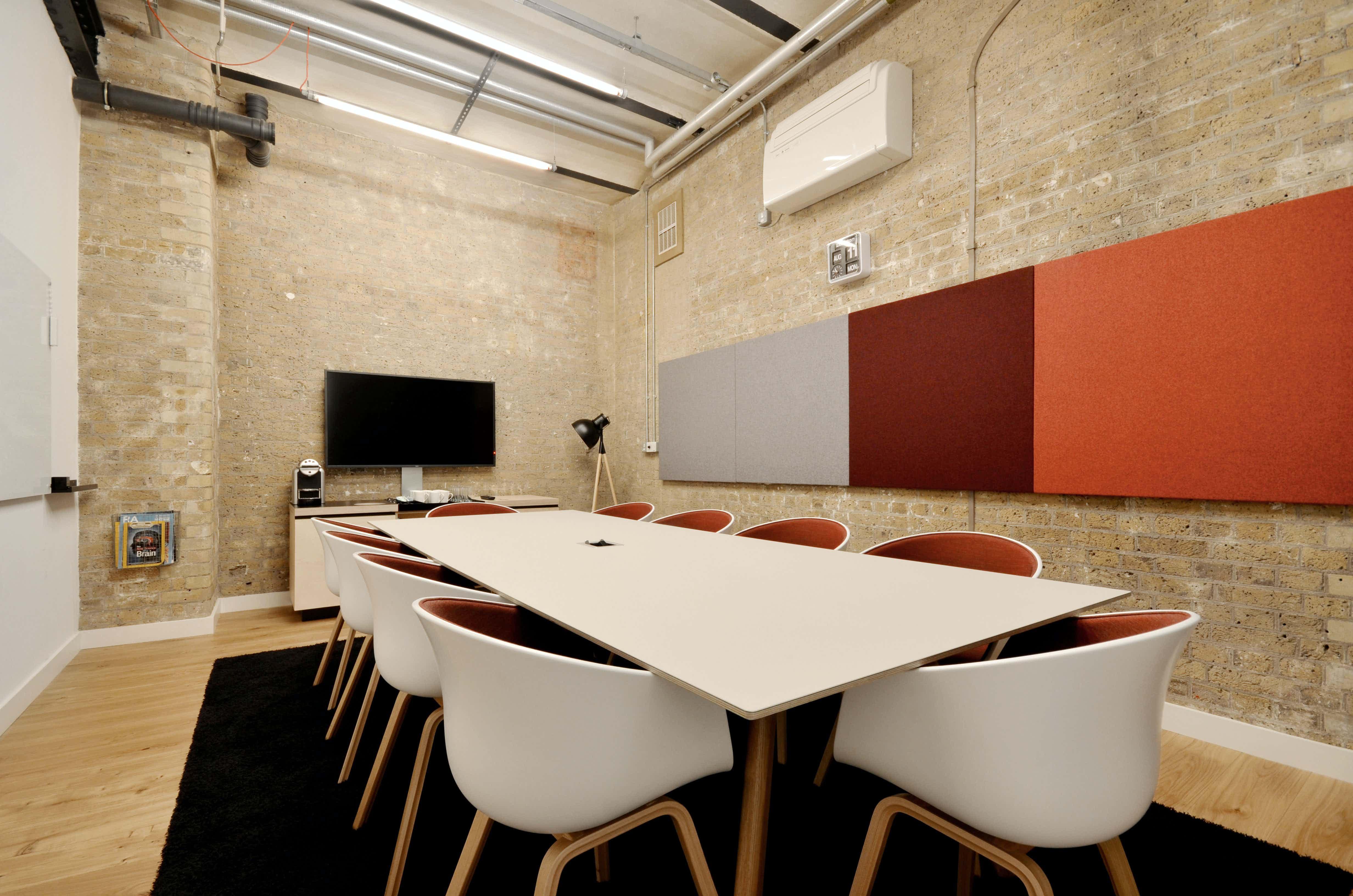 Equinox, Workspace Clerkenwell Workshops