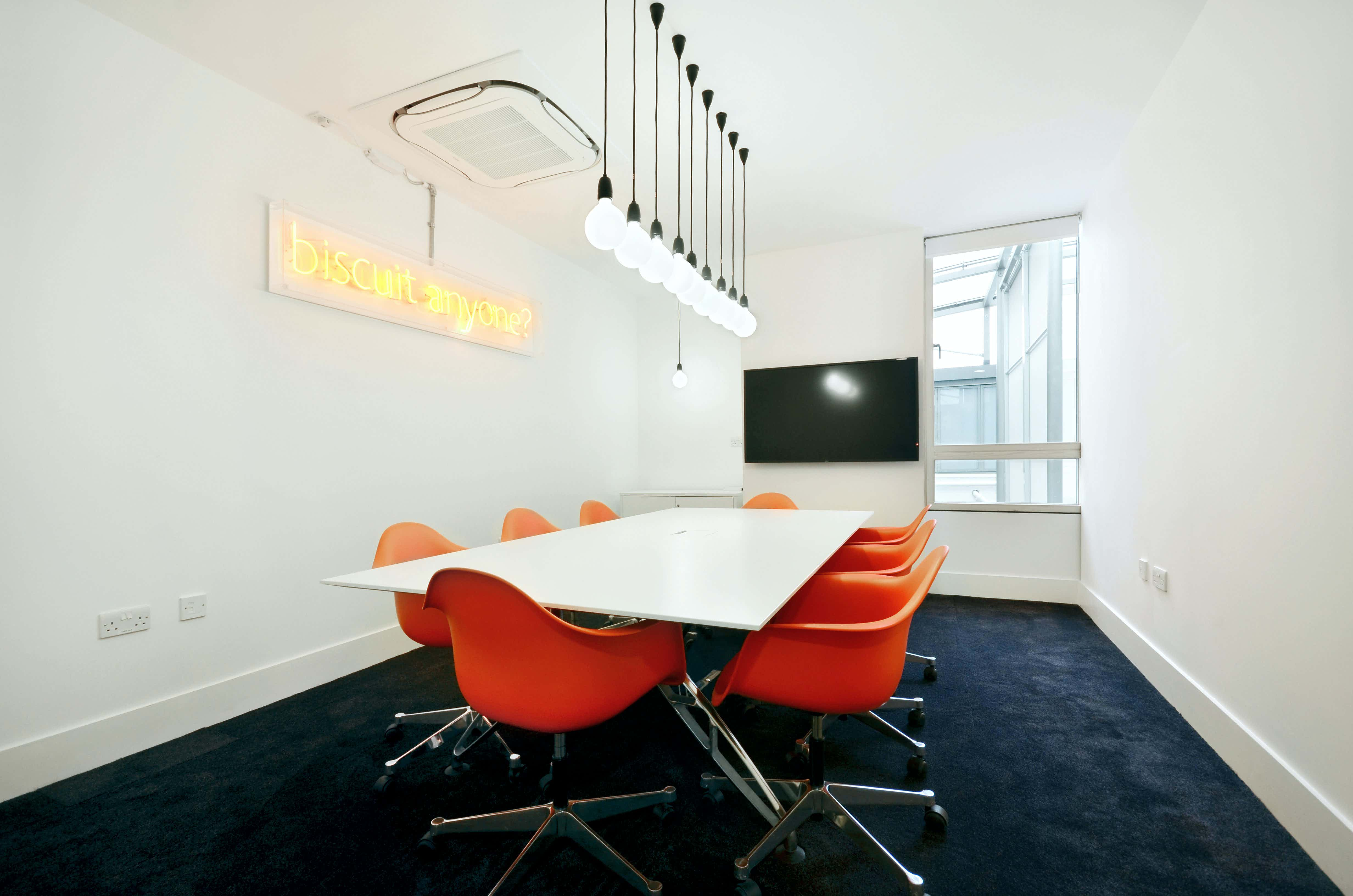 Market, Workspace Exmouth House