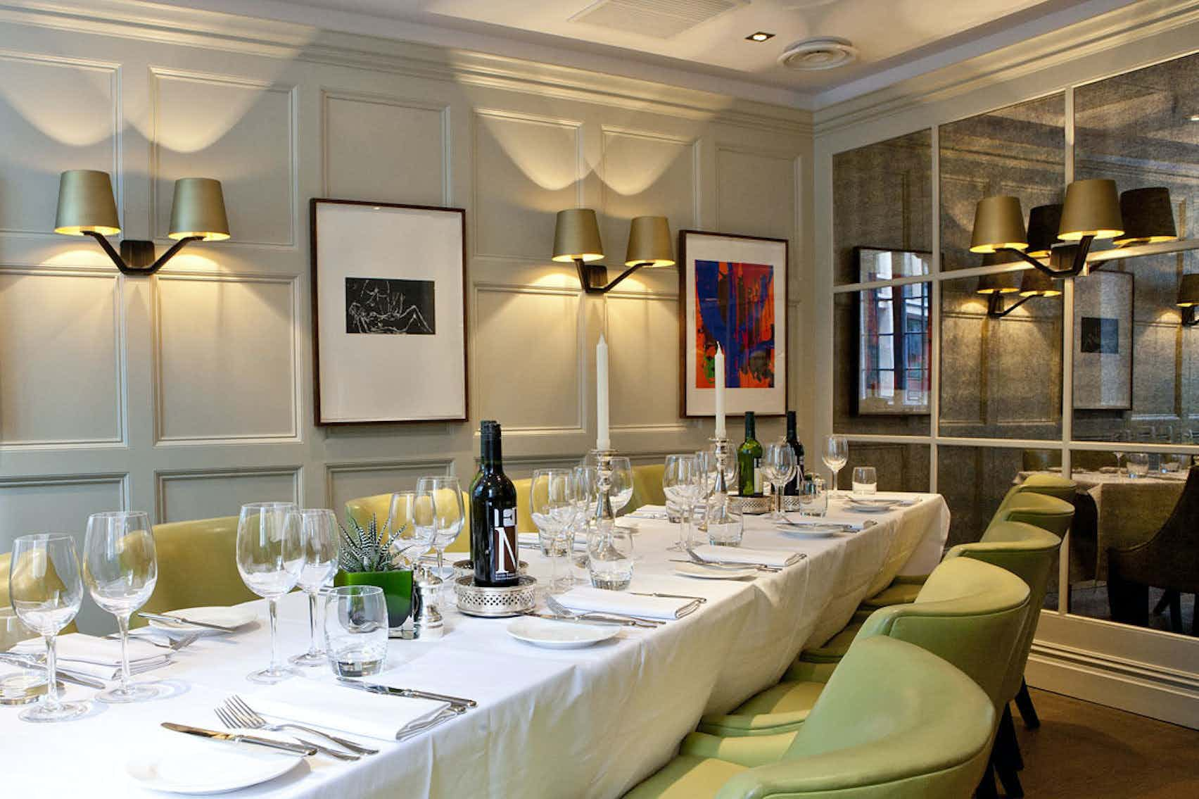 Whole Venue, Chiswell Street Dining Rooms