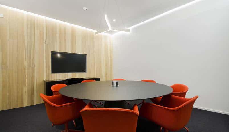 Think, Workspace Wenlock Studios