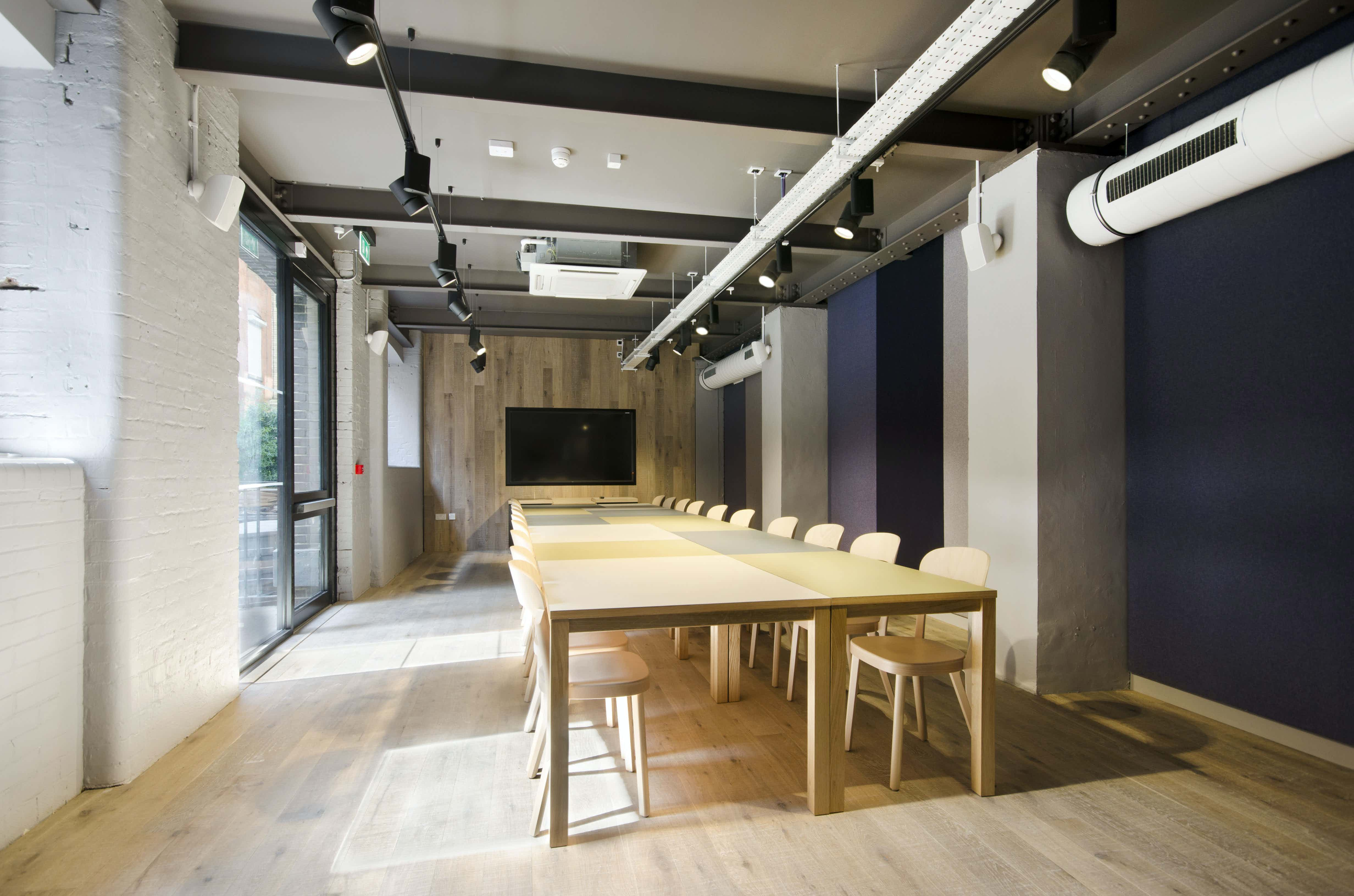 The Bonded Room , Workspace Cargo Works