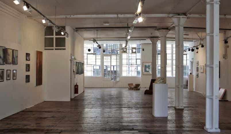 First Floor Gallery, Candid Arts Trust