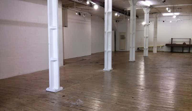 Ground Floor Gallery, Candid Arts Trust