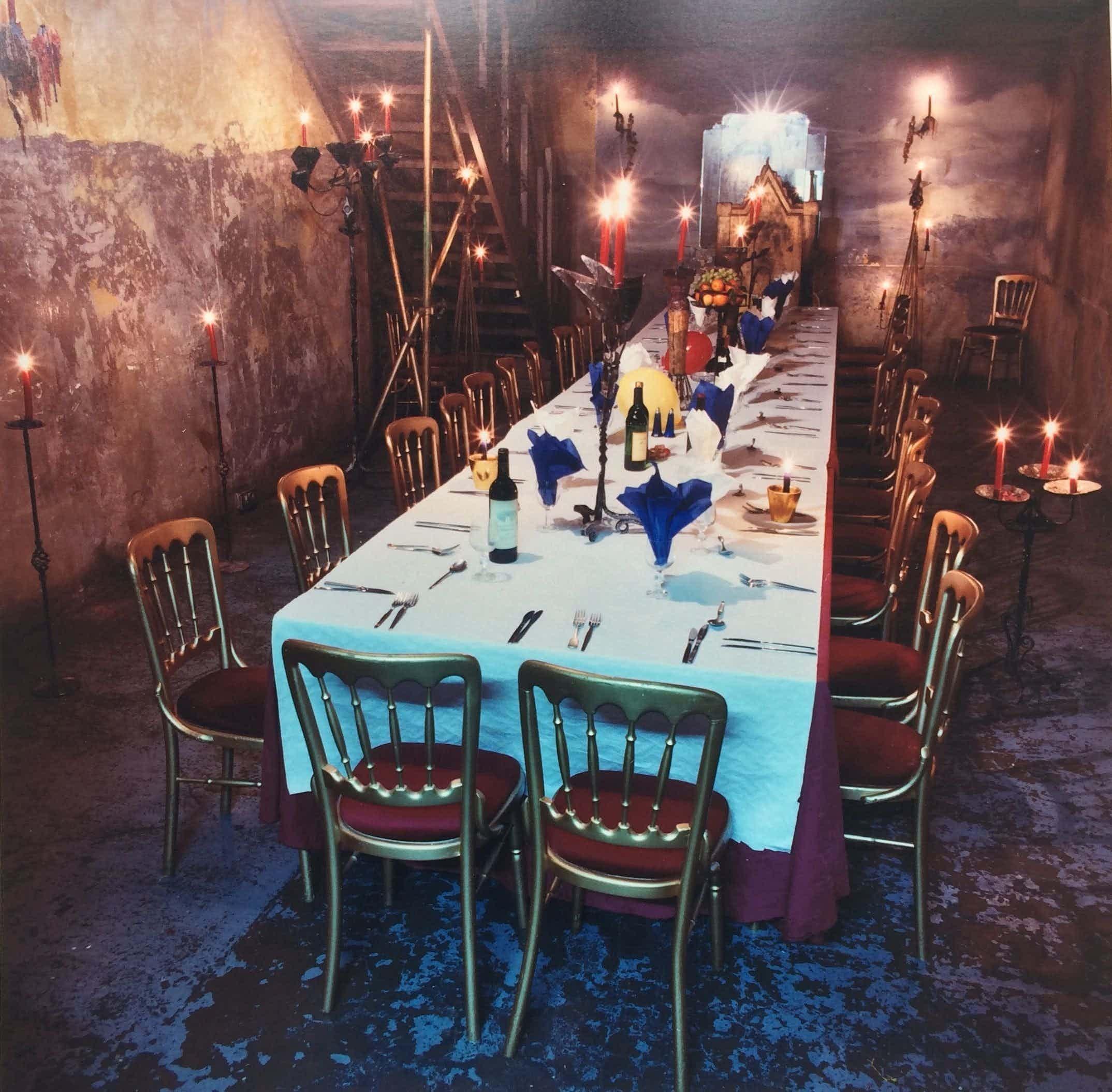 Banquet Room, Candid Arts Trust