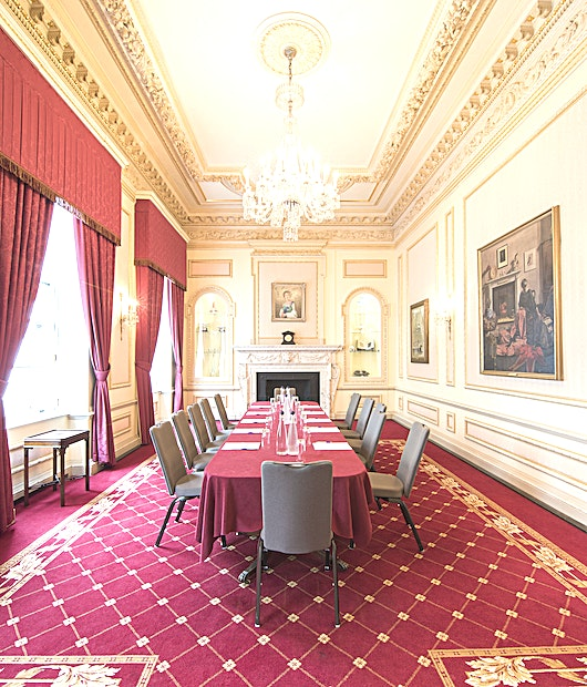 The Selkirk Room The Selkirk room is situated on the first floor With its discreetly elegant style,the room makes it suitable for prestigious private dining and reception as they are for business meetings.