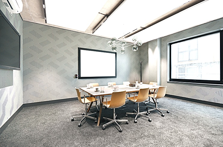 Screening Room Three **Screening Room Three is a great option if you're looking meeting room hire in Islington.** 