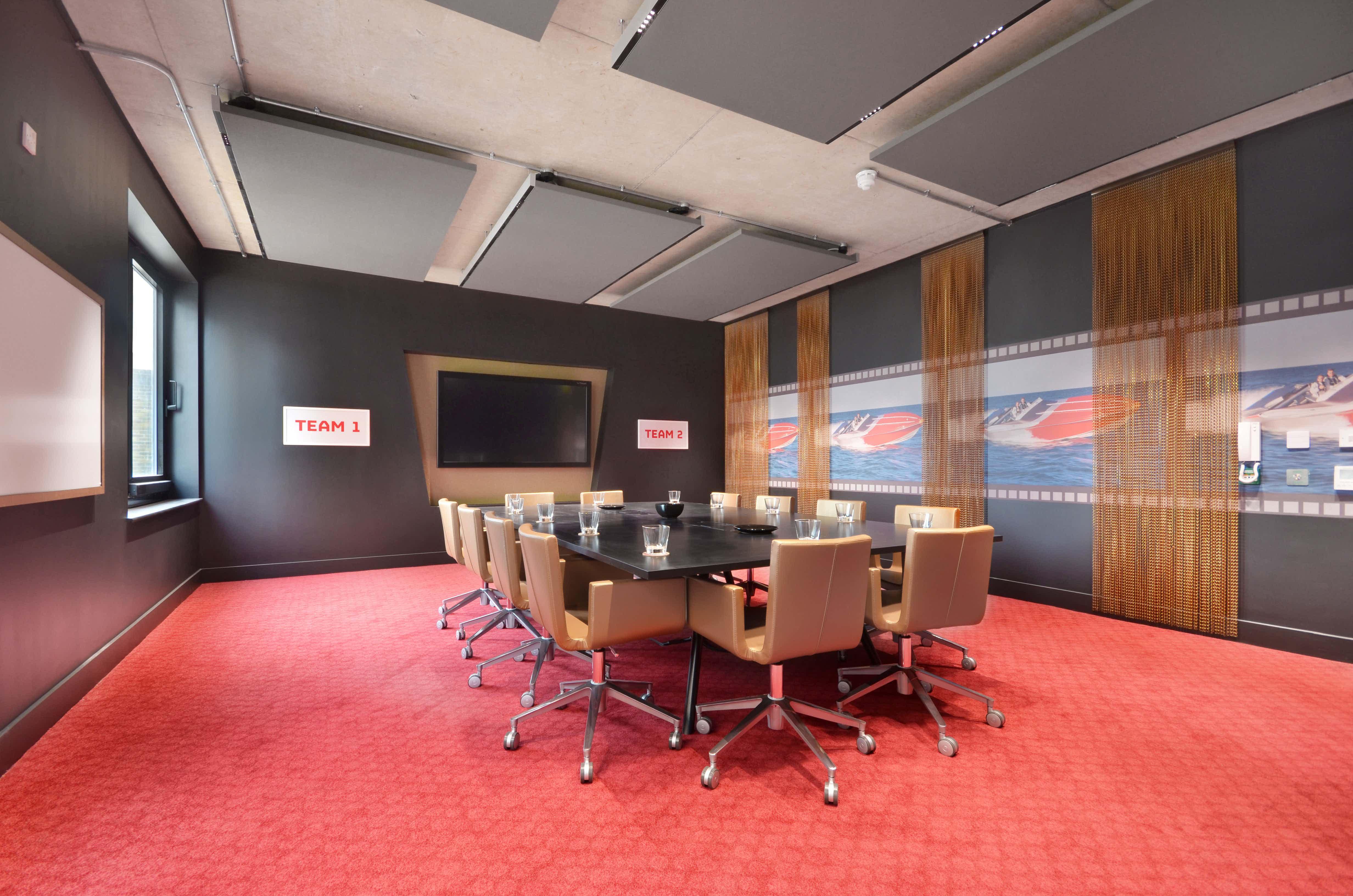 Screening Room Four, Workspace ScreenWorks