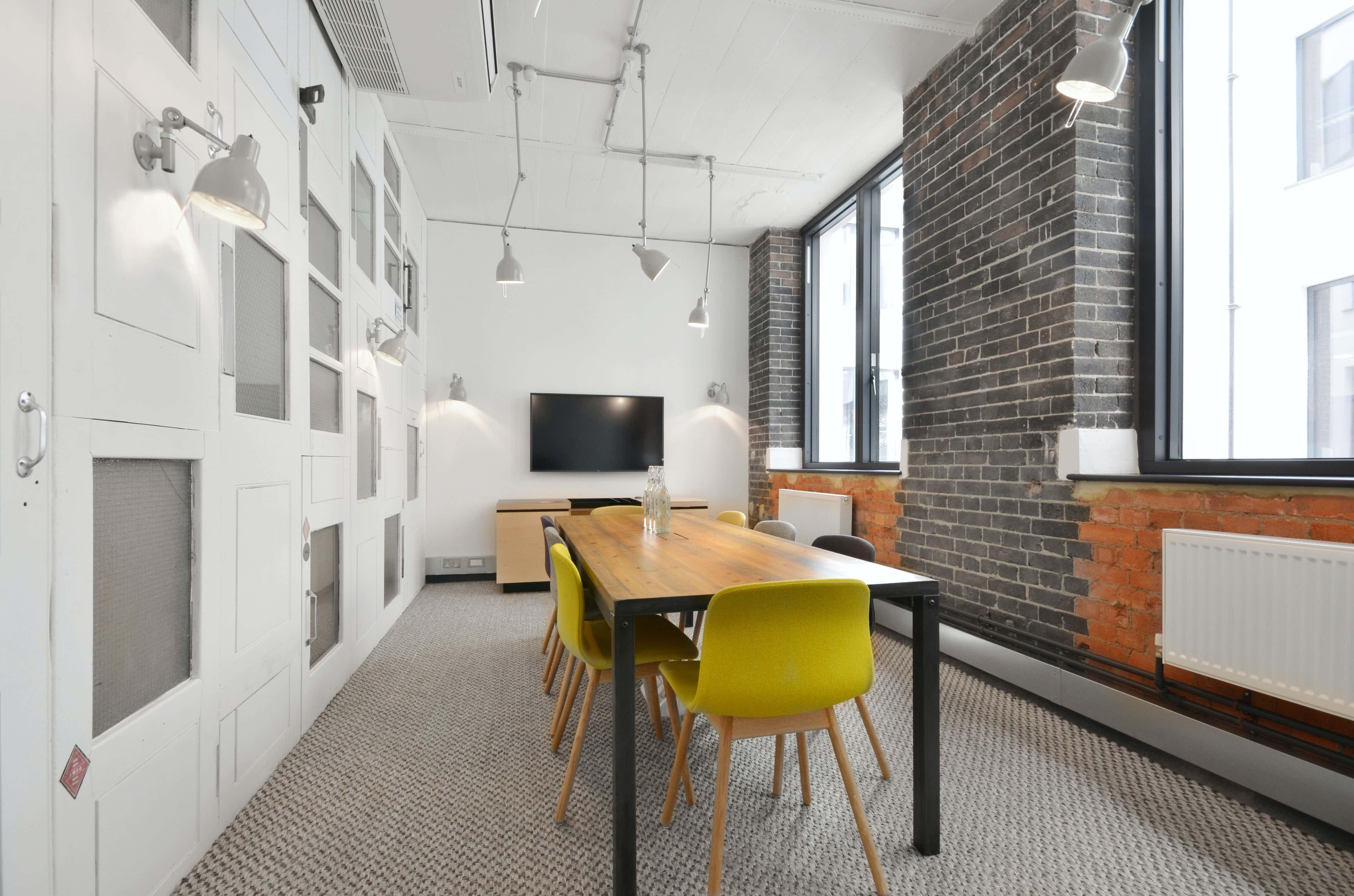 Hanbury, Workspace The Pill Box