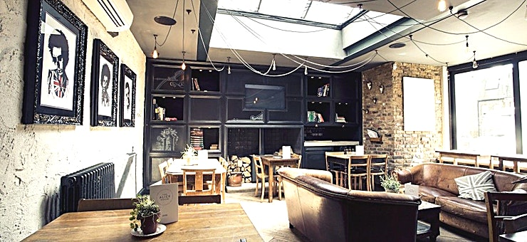Library Bar & Restaurant available for private hire, along with the Library. Alternatively, hire the entire venue.
