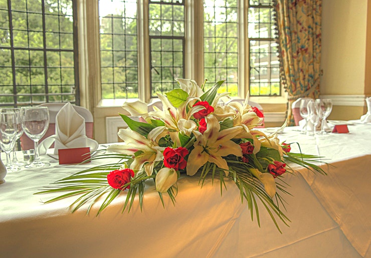 The Terrace  The Plough & Harrow Hotel has 2 rooms licensed to hold Civil Ceremonies. We can hold a Civil Partnership Ceremony, Renewal of Vows, Commitment Ceremony & Naming Ceremony. We can cater for a small int