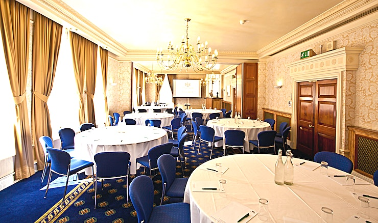 Strand, Fleet, Bell **Strand, Fleet, Bell are the best options for venue hire London has to offer at 113 Chancery Lane.**   This top London venue is ideal for meeting room hire and conference venue hire in London. The Law Society is an ideal venue for a all types of corporate events, including meetings, conferences, training days, seminars, lunches and grand dinners. We can accommodate almost any size and style of event and we are always happy to work with you to find your perfect solution. Breakout spaces are available and we will help you find the perfect catering match for your event. Our venue and staff are welcoming and accommodating, offering a relaxed but professional environment. Your event can be as formal or informal as you wish.  Your dedicated event specialist will be able to help you every step of the way. They will help you to organise an occasion that works for you and matches your specifications, ensuring that you are able to get the most out of your event. They will ensure that your meeting, seminar or conference runs seamlessly and that your every expectation is exceeded. The Law Society is a believer in sustainability, with strong CSR credentials, and we support equality in everything we do.  Main Features of this top London meeting room hire includes;  *Excellent facilities, including modern AV equipment, air conditioning and Wi-Fi *Purpose built lecture theatre *Natural daylight *Exclusive on-site caterers