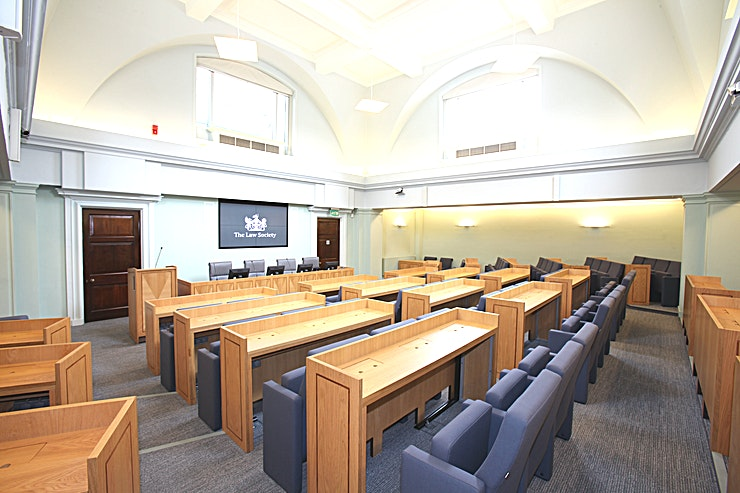 Council Chamber **Hire the Council Chamber at 113 Chancery Lane for your next meeting room hire in London.**   The Council Chamber at 113 Chancery Lane is one of the best options for venue hire London has to offer