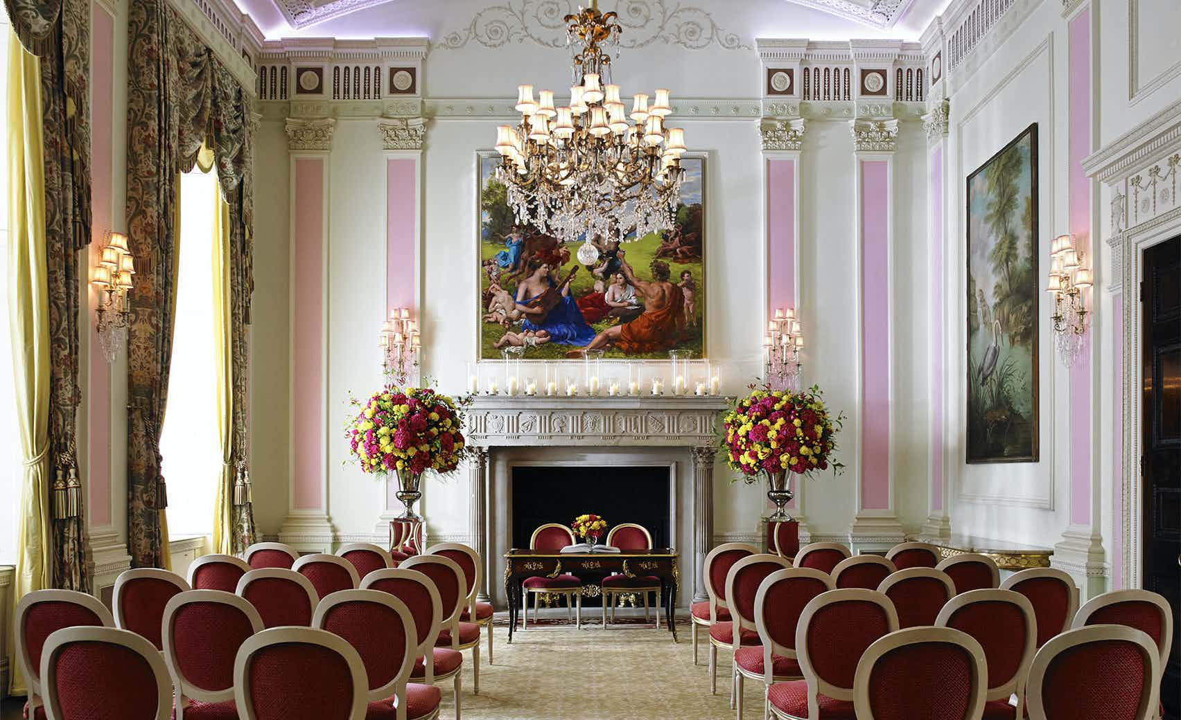 The Music Room, The Ritz London