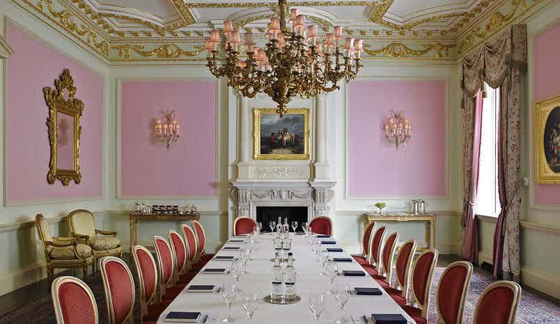 The Burlington Room, The Ritz London