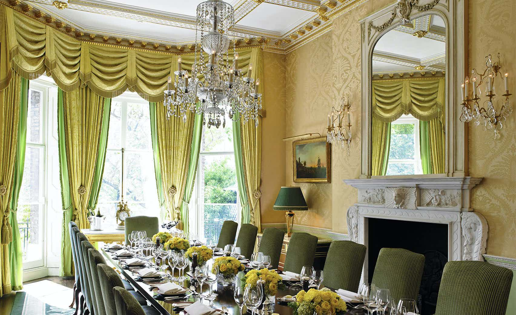 The Wimborne Room, The Ritz London