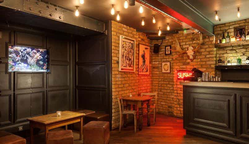 The Den, Alice House West Hampstead