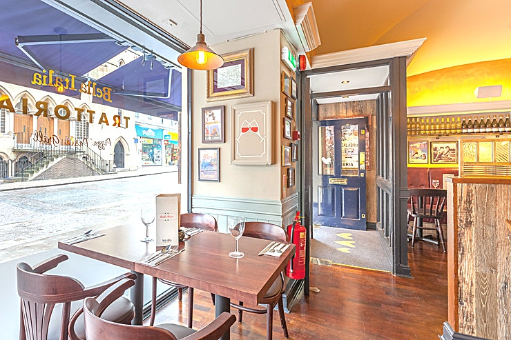 Queensway 55 Bayswater is home to two of our restaurants! Located on the same street, choose between the cosy Queensway 55 or larger Queensway 108.