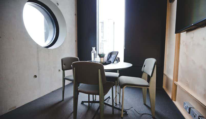Meeting Room 1 , TOG, White Collar Factory