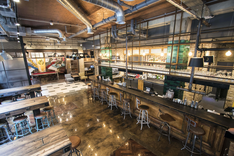 Whole Venue Hire, Long Arm Pub