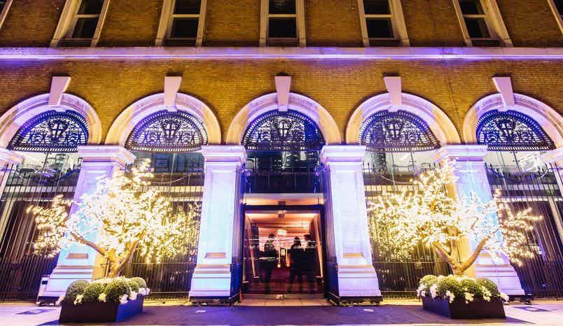 Winter Parties, Old Billingsgate (Ultimate Experience)
