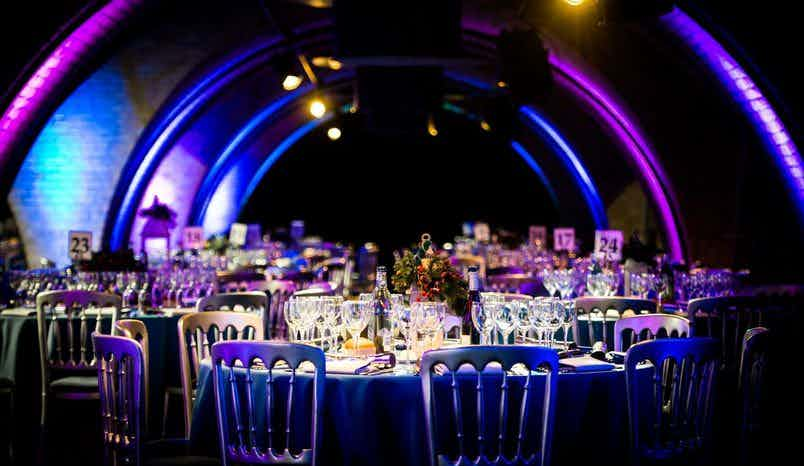 Winter Parties at The Vaults, Old Billingsgate (Ultimate Experience)