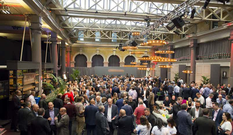 Summer Parties at, Old Billingsgate (Ultimate Experience)