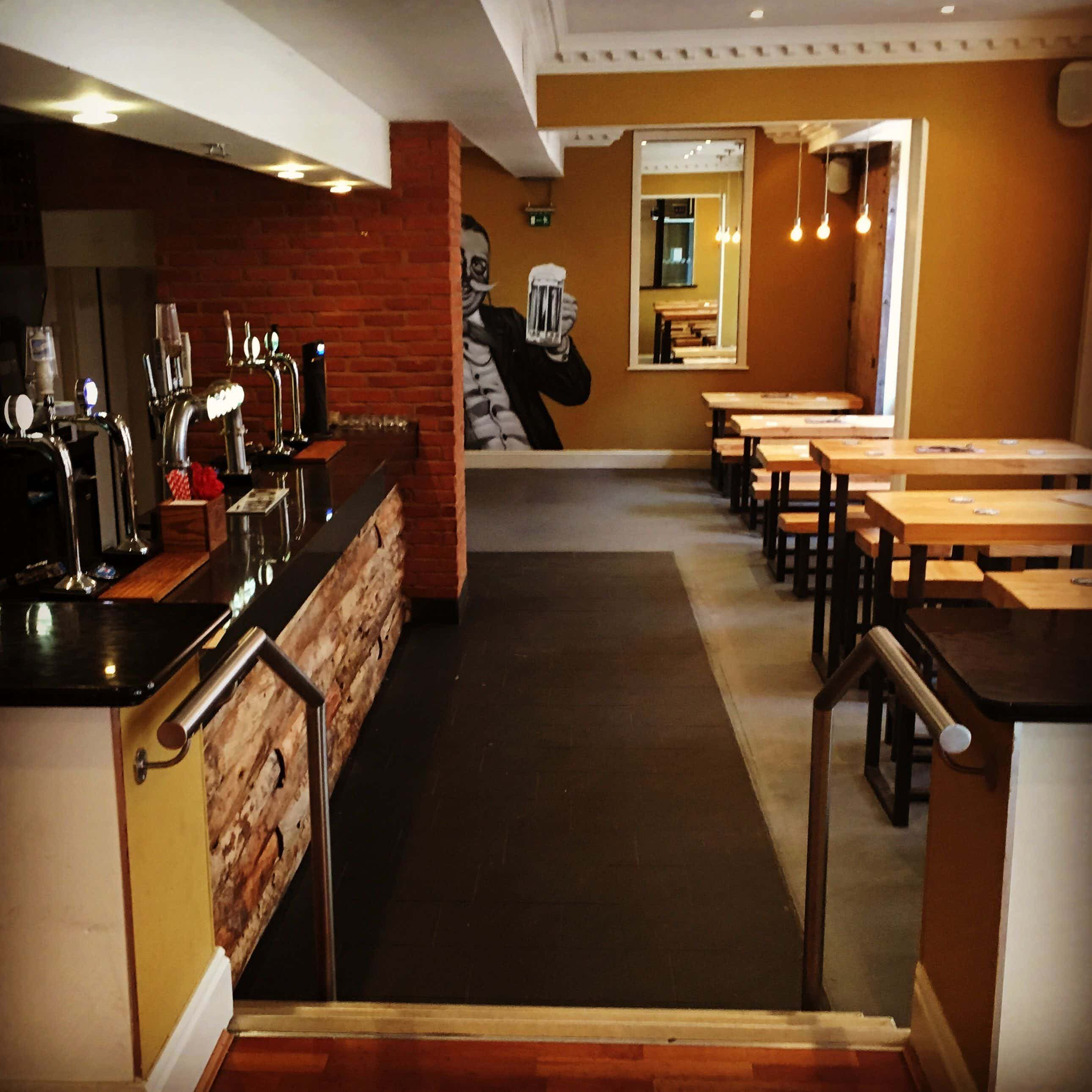 Ground Floor Bar, Thorp17
