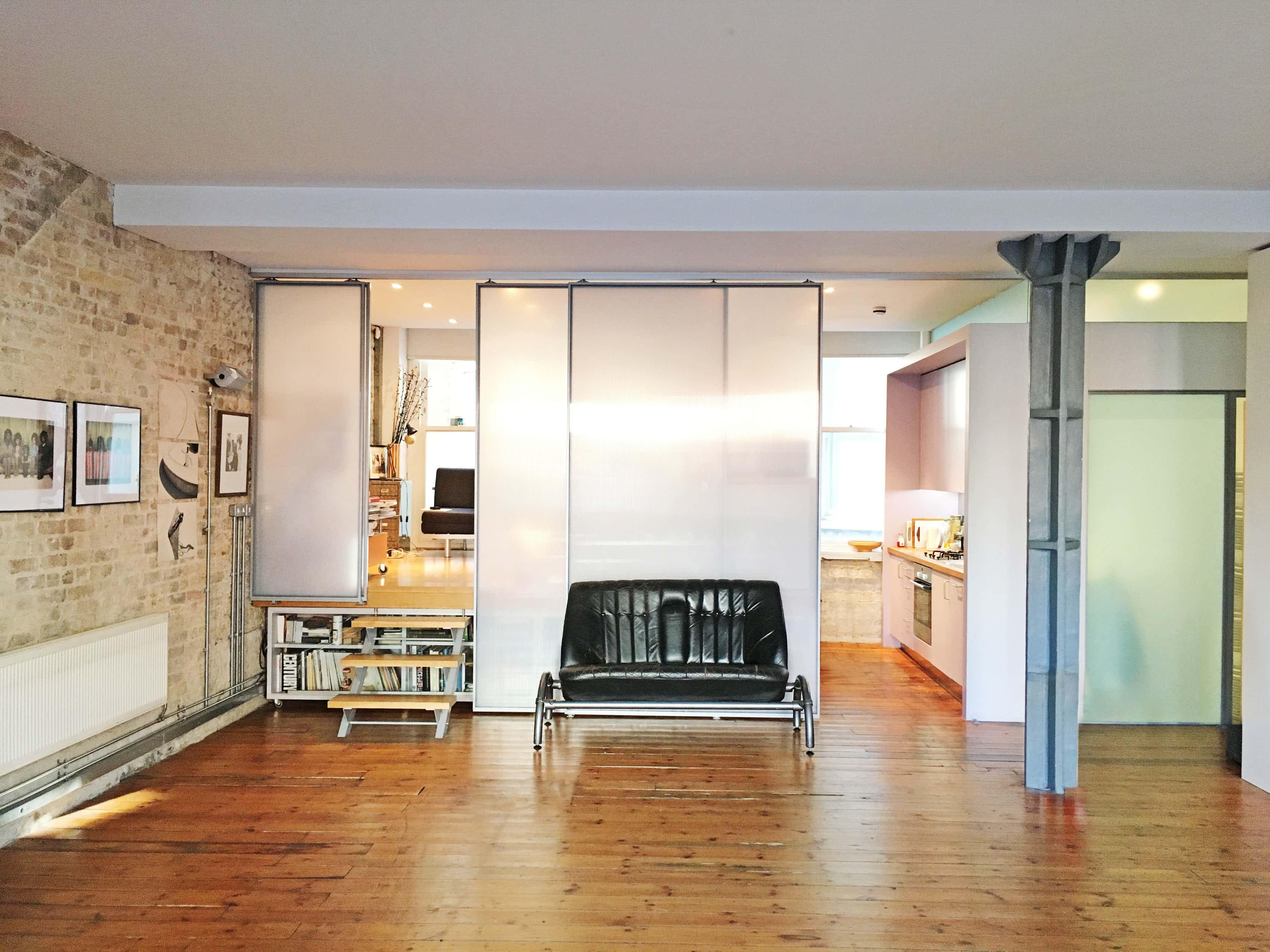Studio, Paul Street
