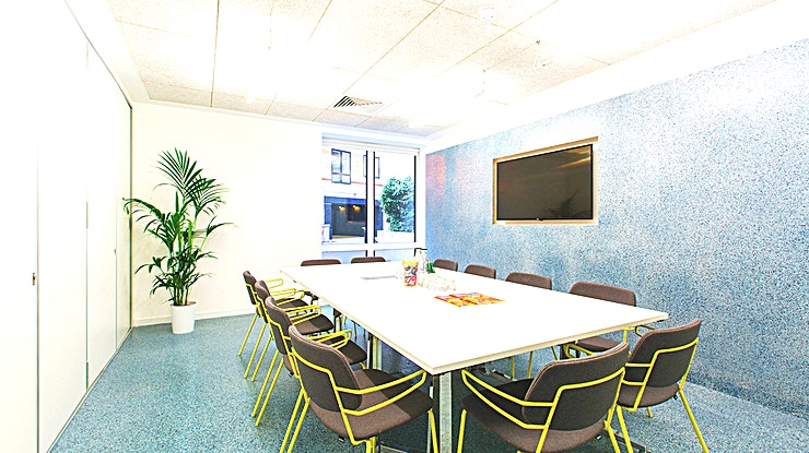 Meeting Room 2 **Book Meeting Room 2 at The Office Group at 2 Angel Square for your next London meeting room hire.**