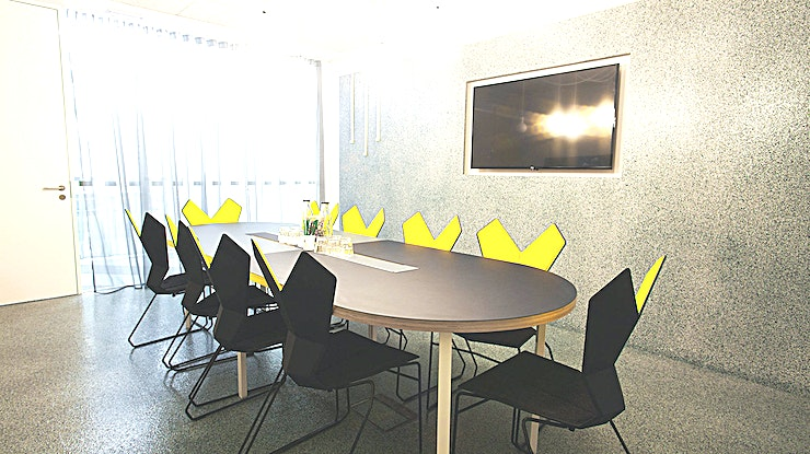 Meeting Room 4 **Book Meeting Room 4 at The Office Group at 2 Angel Square for your next London meeting room hire.**