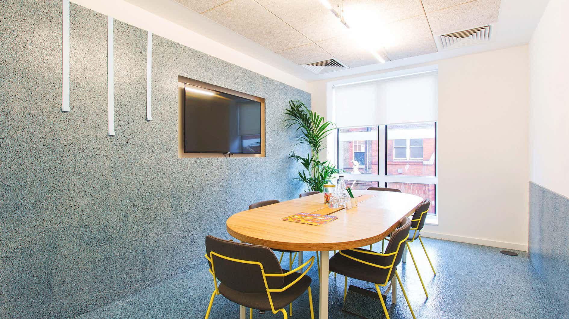 Meeting Room 6, TOG 2 Angel Square