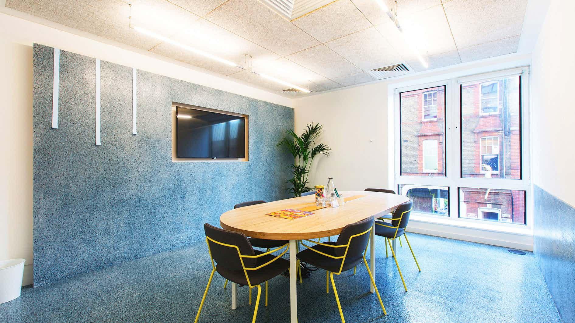 Meeting Room 7, TOG 2 Angel Square