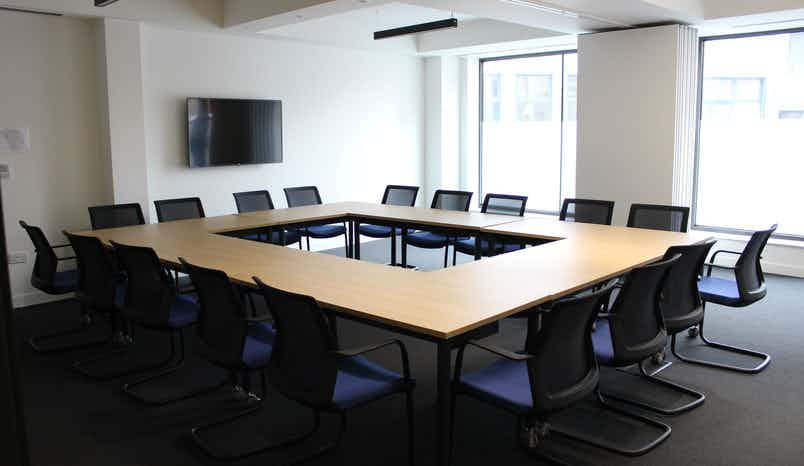 Main Boardroom, The Glass and Glazing Federation