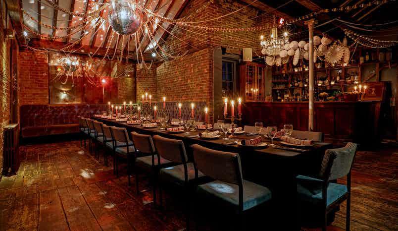 The Ballroom, The Dead Dolls House Islington