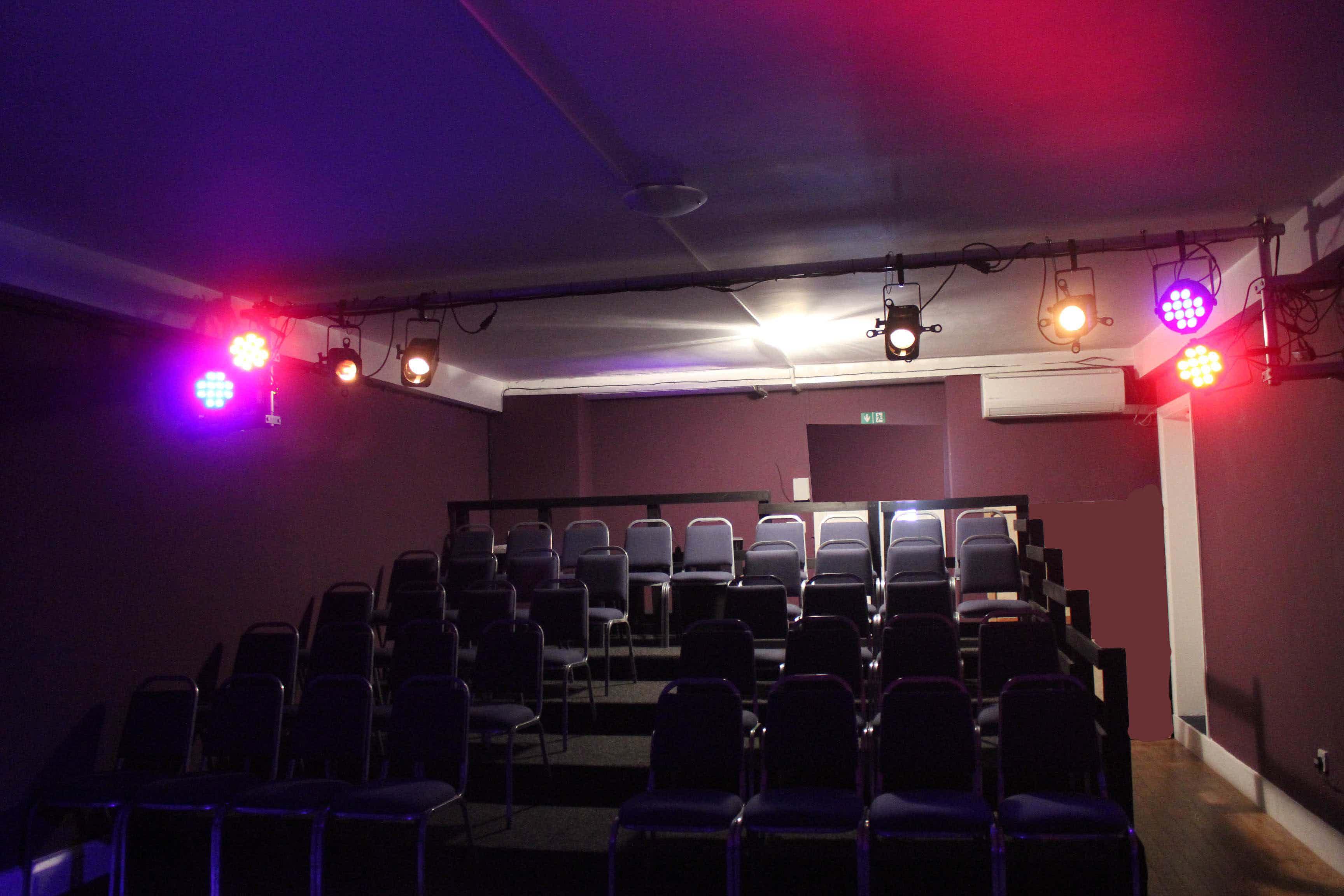 Theatre Koochick, PAB