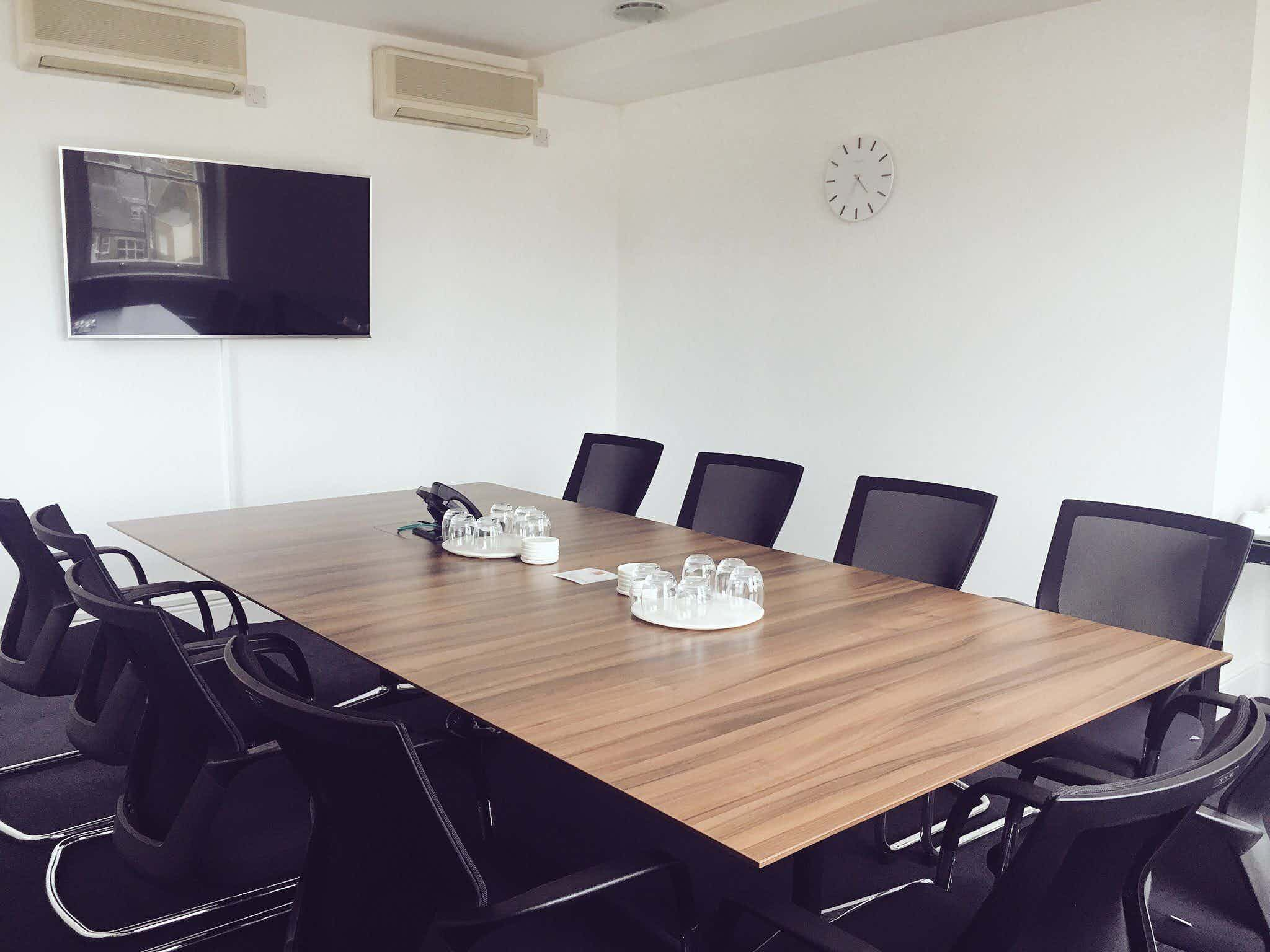 Boardroom, Asia House